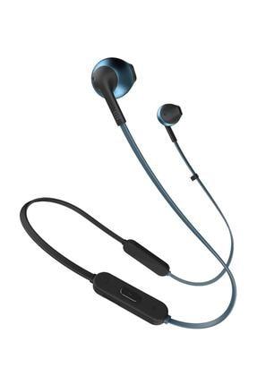 JBL T205BT Kulakiçi Bluetooth Kulaklık – Blue