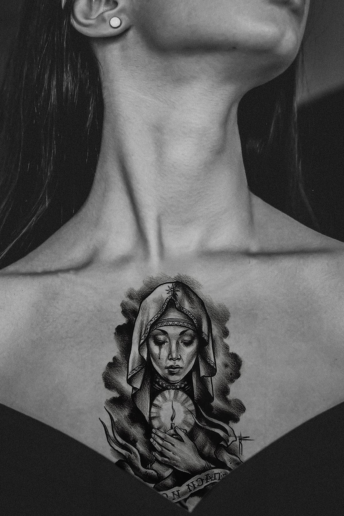 TAKIŞTIR Geçici Kadın Dövme Tattoo 1