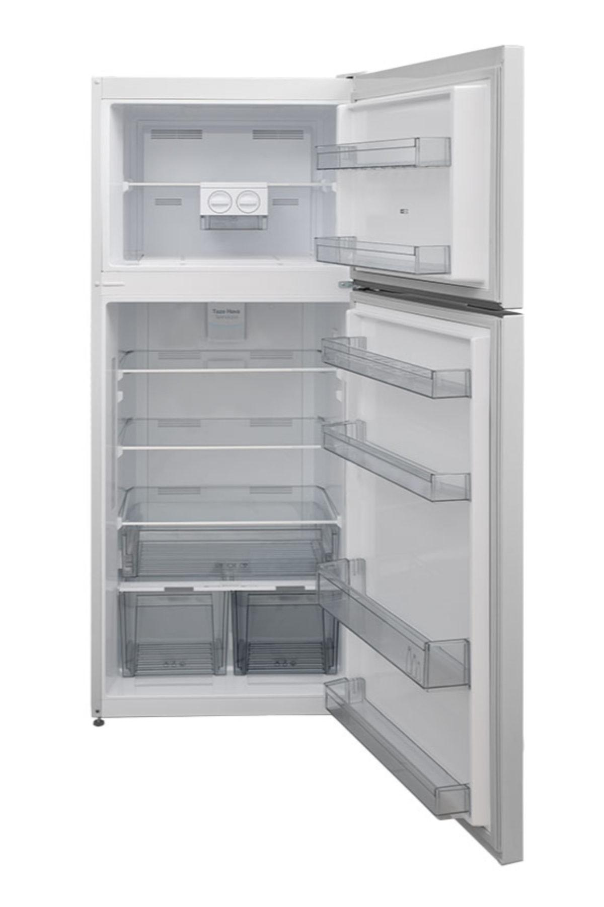 Vestel NF4501 A++ Çift Kapılı No Frost Buzdolabı 2