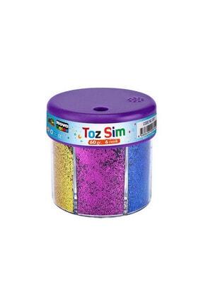 Nova Color Toz Sim 6 Renk 60 gr