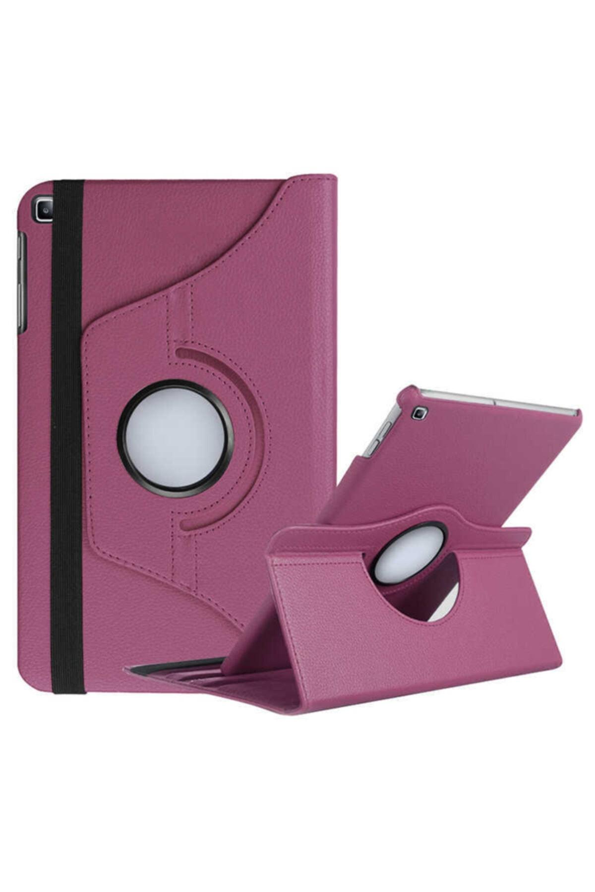 zore Galaxy Tab S6 Lite P610 Dönebilen Standlı Kılıf 1