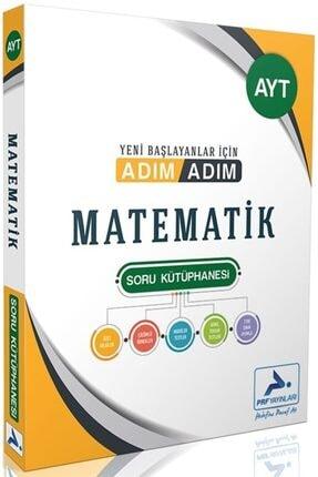 kitapdaindirim Prf Yayınları Ayt Matematik Adım Adım Soru Kütüphanesi