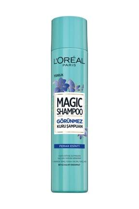 L'Oreal Paris Magic Shampoo Görünmez Kuru Şampuan 200ml -Ferah Esinti 3600523606641