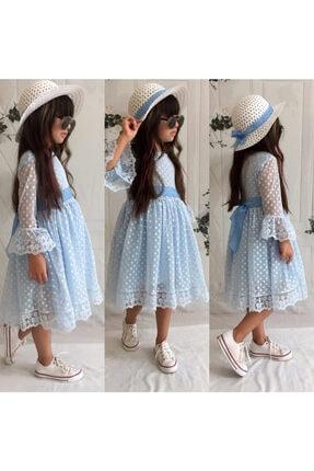 Mixie Kız Çoçuk Elbisesi