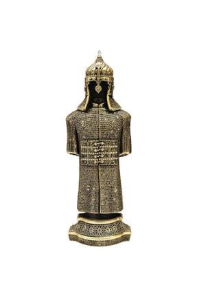 Nakkaş Dekor Biblo -zırh -hediyelik -dekoratif- Cevşen Duası Yazılı- Salon, Ofis , Ev