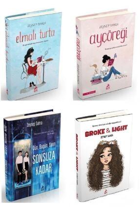 Ren Kitap Zeynep Sahra Elmalı Turta Seti 4 Kitap Set Ciltli