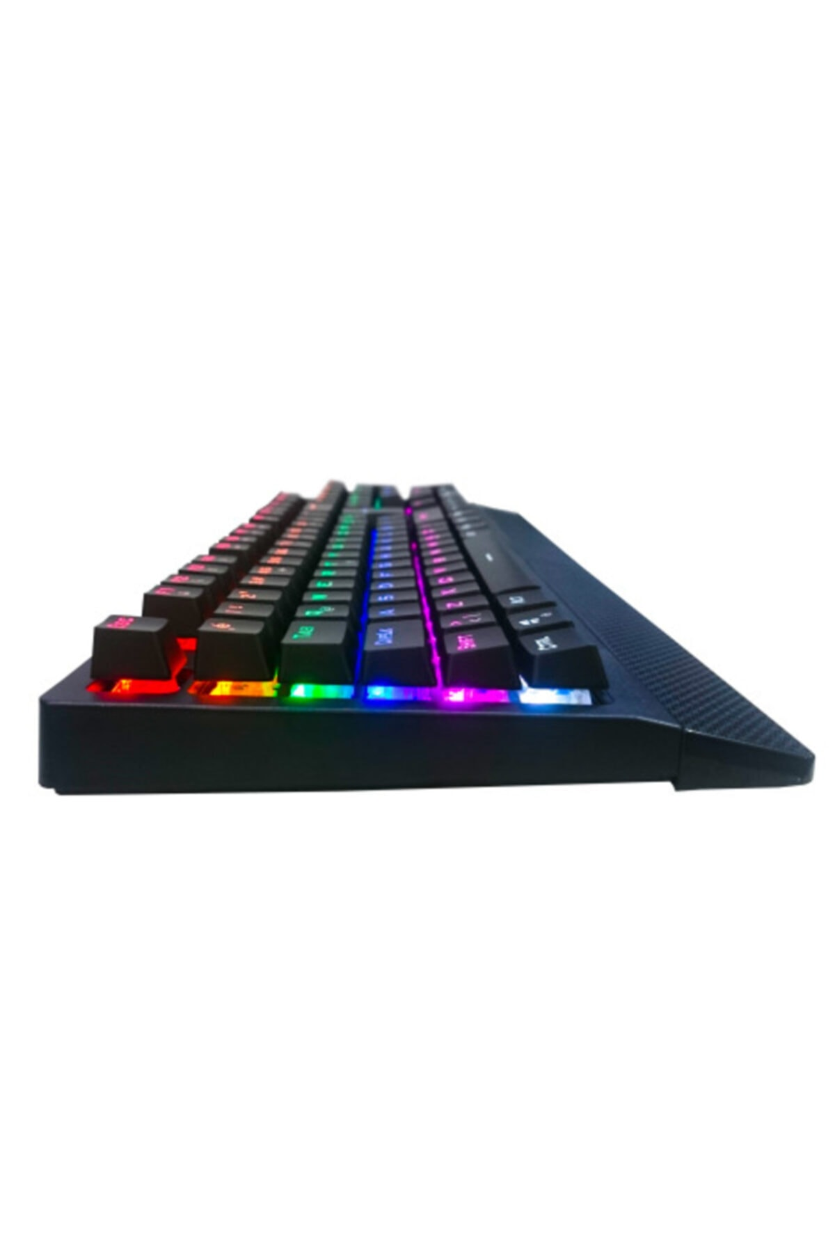 Philips Phılıps Momentum Spk8403/62 Gaming Klavye Rainbow Lighting, Mechanical Usb 1