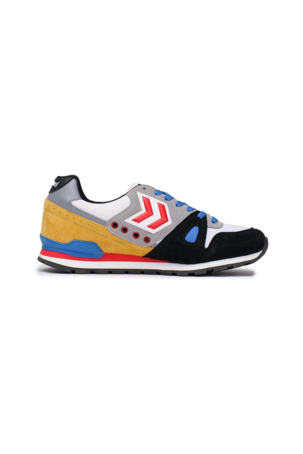 HUMMEL Erkek Mavi Marathona Casual Ayakkabı 2