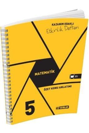 Hız Yayınları 5.sınıf Matematik Etkinlik Defteri