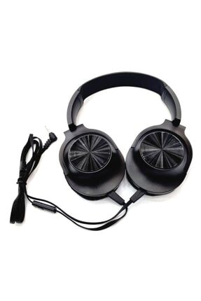 Pars - Extrabass Mikrofon Relax H11 Kulaküstü Mikrofonlu Kulaklık