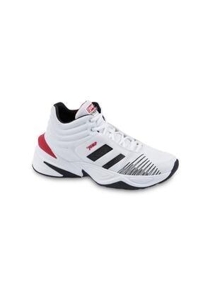 Jump Unisex Beyaz Basketbol Ayakkabı 24774