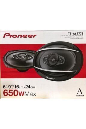 Pioneer Pıoneer Ts-a6977s Oval Hoparlör 650watt 100rms Orjinal Ürün