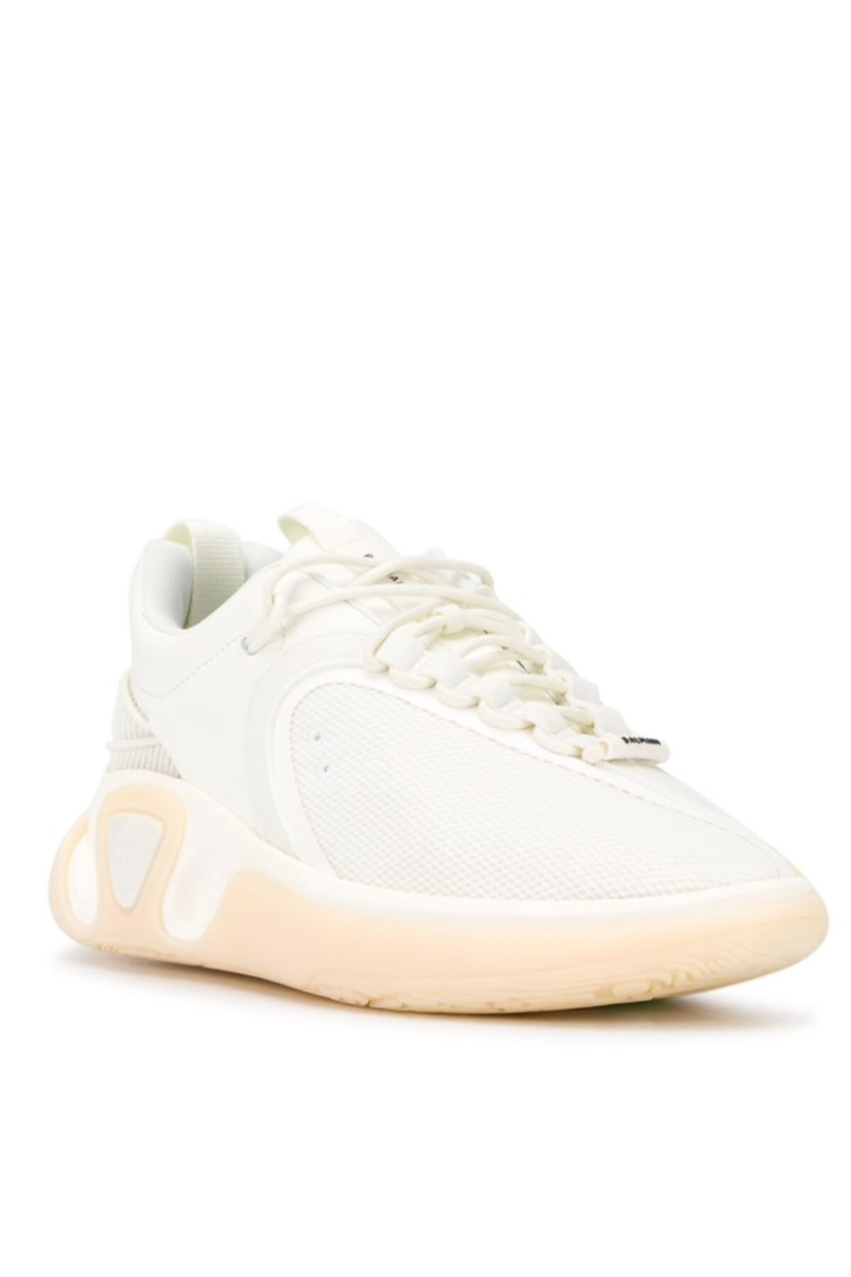 BALMAIN Erkek Beyaz Sneaker 2