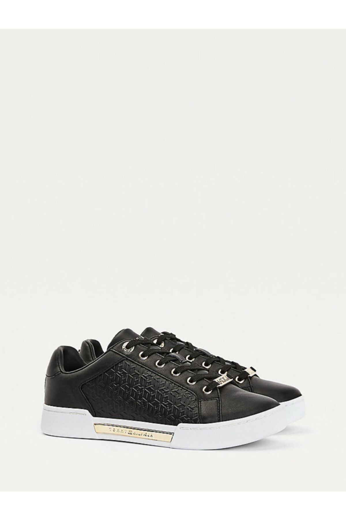 Tommy Hilfiger Th Monogram Elevated Sneaker 1