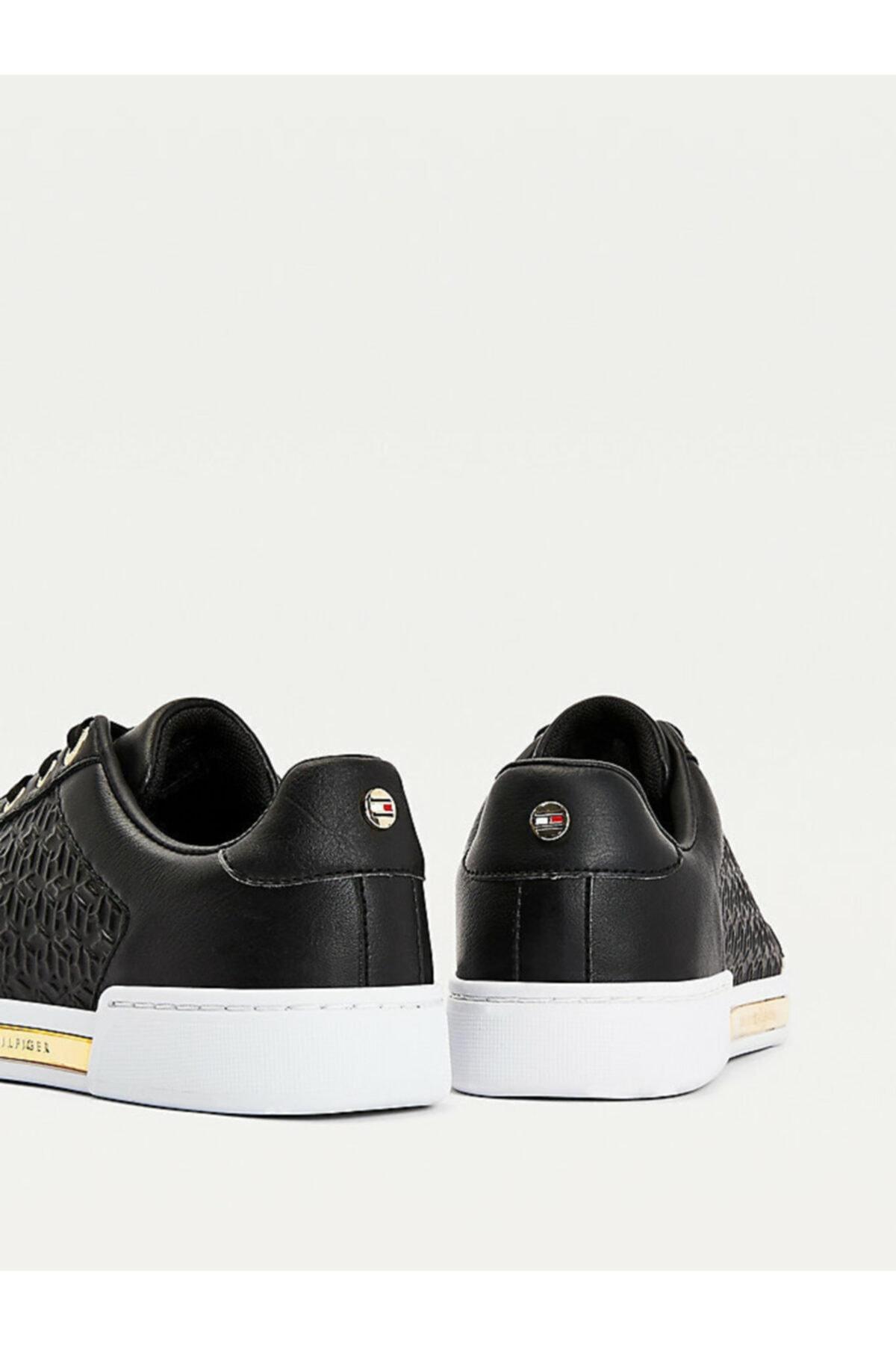 Tommy Hilfiger Th Monogram Elevated Sneaker 2