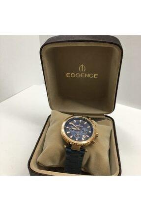 Essence Unisex Lacivert Saat Es6497me.490