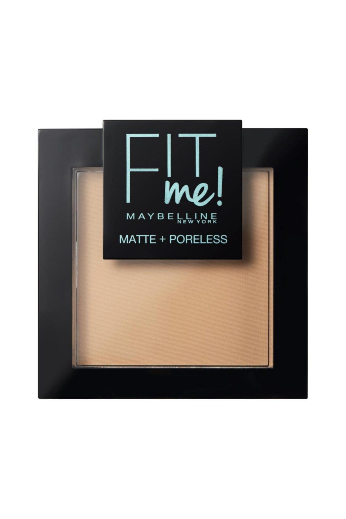 Maybelline New York Fit Me Matte+poreless Pudra - 220 Natural Beige 1