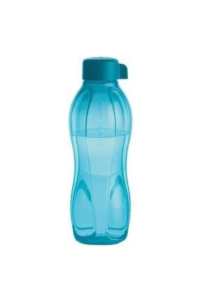 Tupperware Eko Şişe 750 ml Mavi Vidalı Kapak
