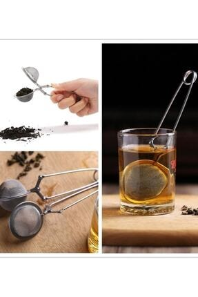 HERA Paslanmaz ÇelikMaşa Çay Süzgeci