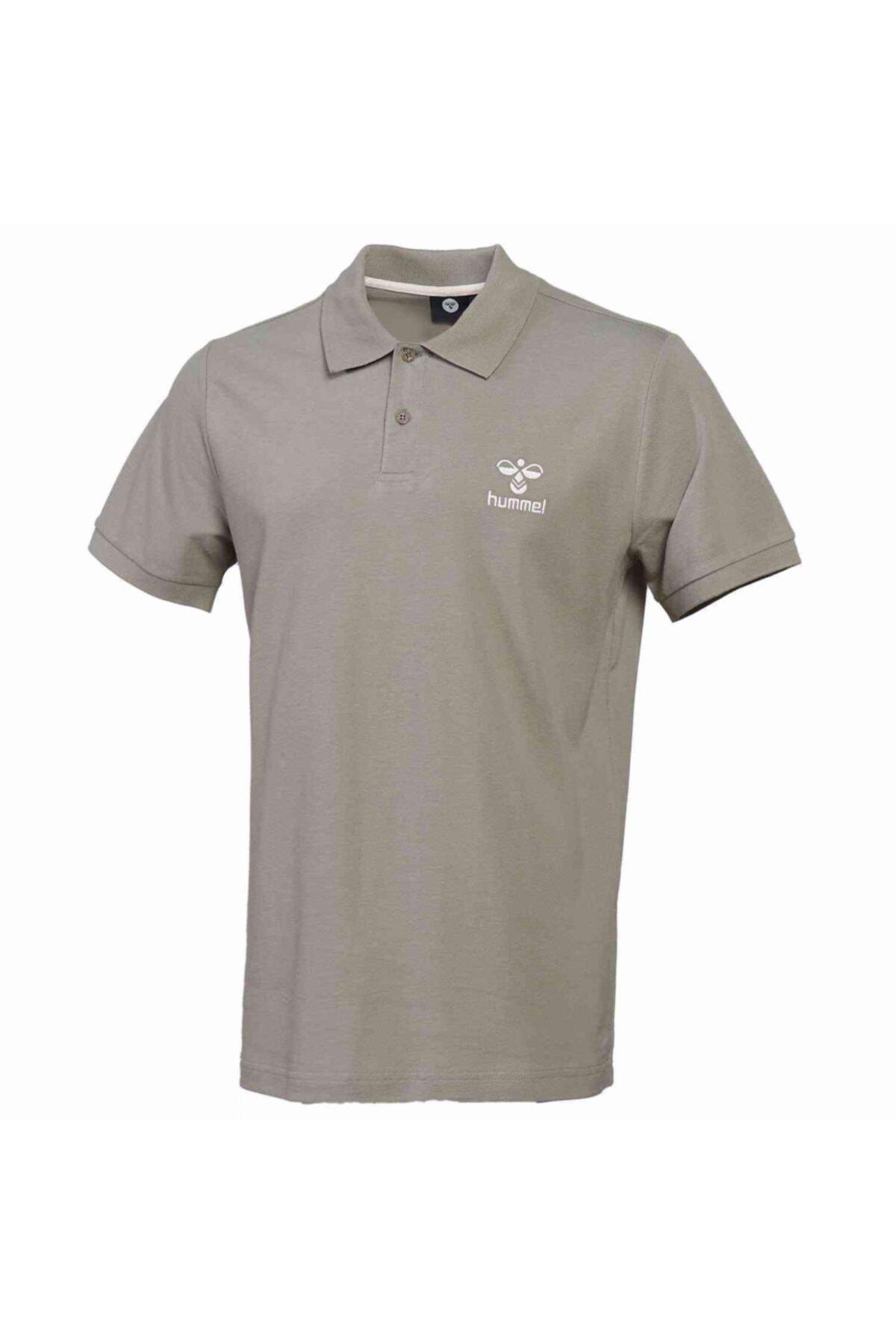HUMMEL HMLLEON POLO T-SHIRT S/S Beyaz Erkek T-Shirt 101086237 1