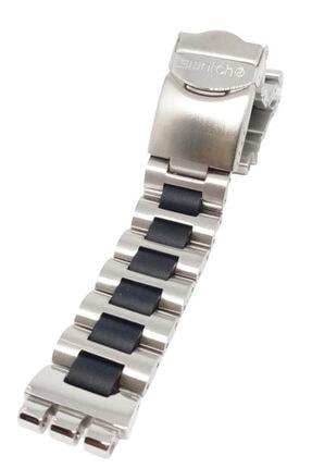 Swatch Içten Içe 19 mm Dıştan Dışa 22 mm Ölçüsünde Saat Kordonu