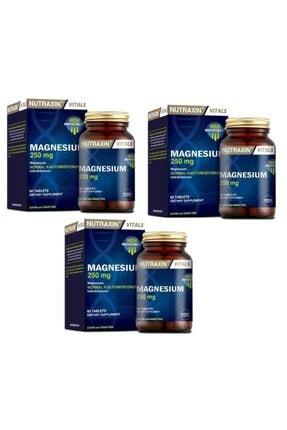 Nutraxin Magnesıum 250 Mg Tablet X3