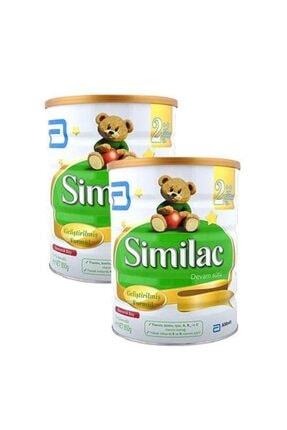 Similac 850 gr 2 Numara Bebek Sütü 2 Li Paket