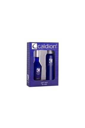 Caldion Erkek Parfümü Edt 100 Ml + Deodorant 150 Ml Hediyeli Set
