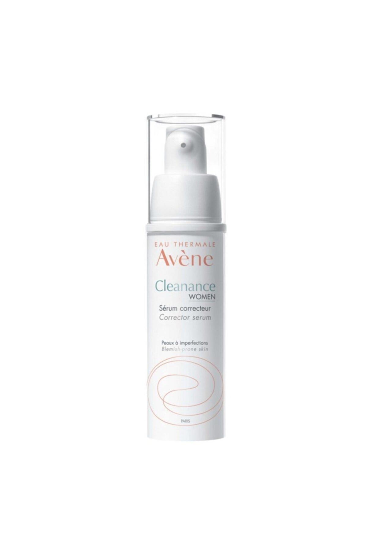 Avene Cleanance Woman Corrigerend Serum 30 ml  Akneye Eğilimli Olgun Ciltler Için Serum 1