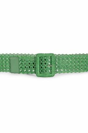 Twist Kadın Yeşil Kemer TS1210053028070