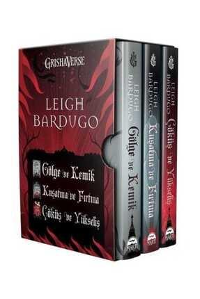 Martı Yayınları Leigh Bardugo Seti 3 Kitap Takım