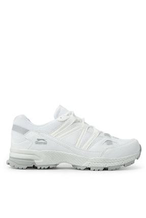 Slazenger ARASTA Sneaker Kadın Ayakkabı Beyaz SA11RK031