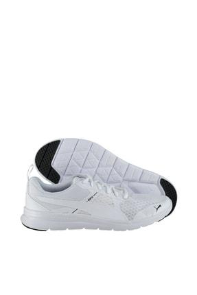 Puma Kids Unisex Beyaz Flex Essential Spor Ayakkabı - 36526802