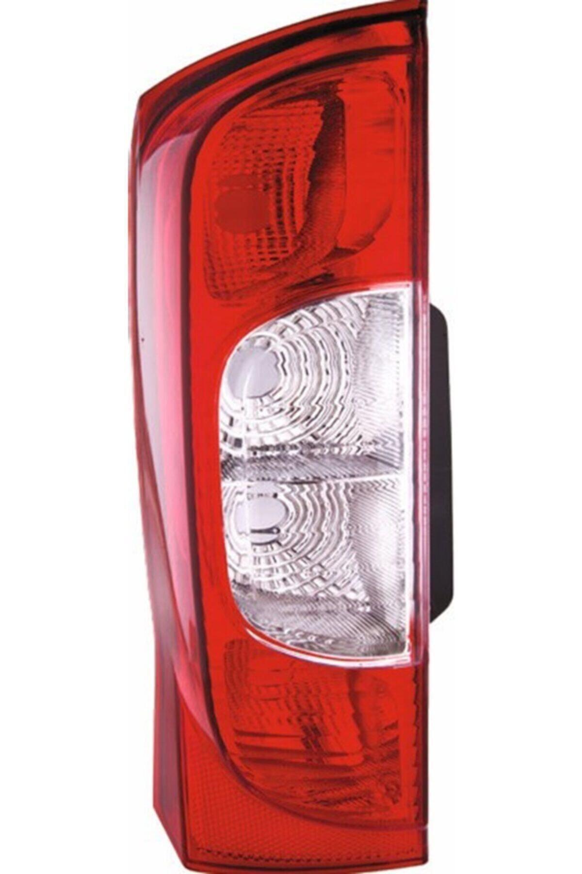 PLEKSAN 6953 Stop Lambası Sol Fiorino/Bıpper/Nemo 08> Duysuz Tek Kapı 1