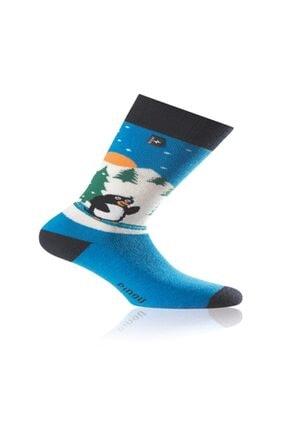 Rohner Pınguın Skı Socks