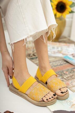 MUGGO Kadın Sandalet