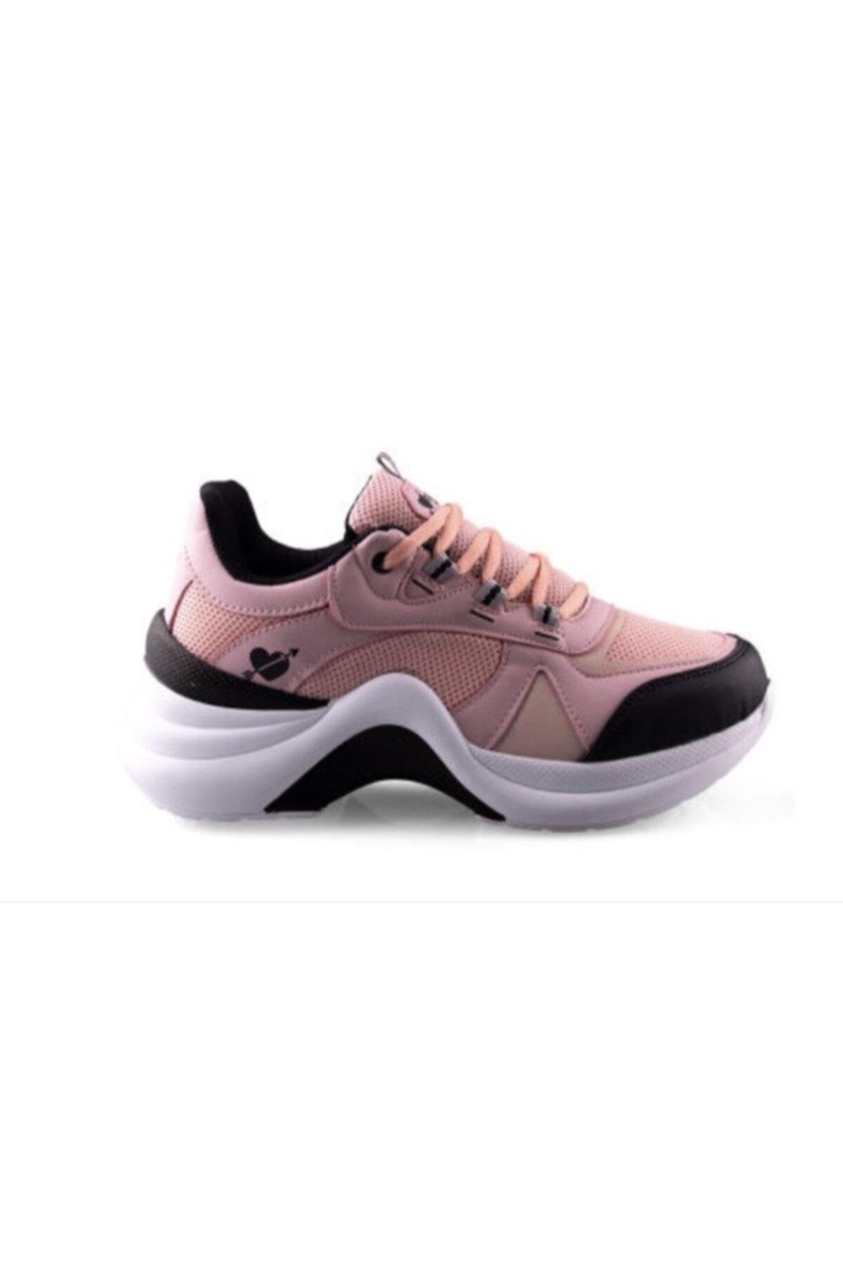 Twingo Kadın Pembe Günlük Spor Ayakkabı 1