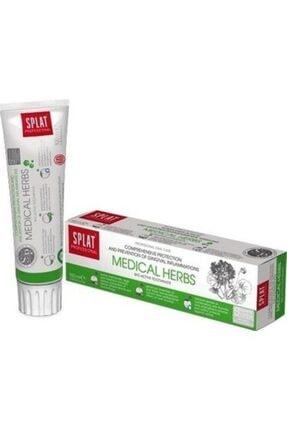 Splat Medical Herbs Diş Macunu 100 ml