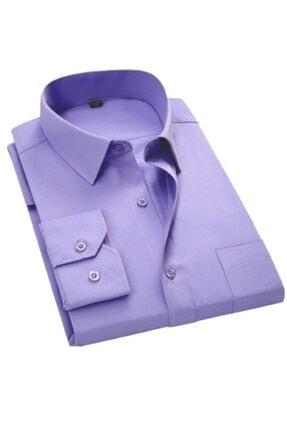 MaviMoure Erkek Klasik Kesim Gömlek