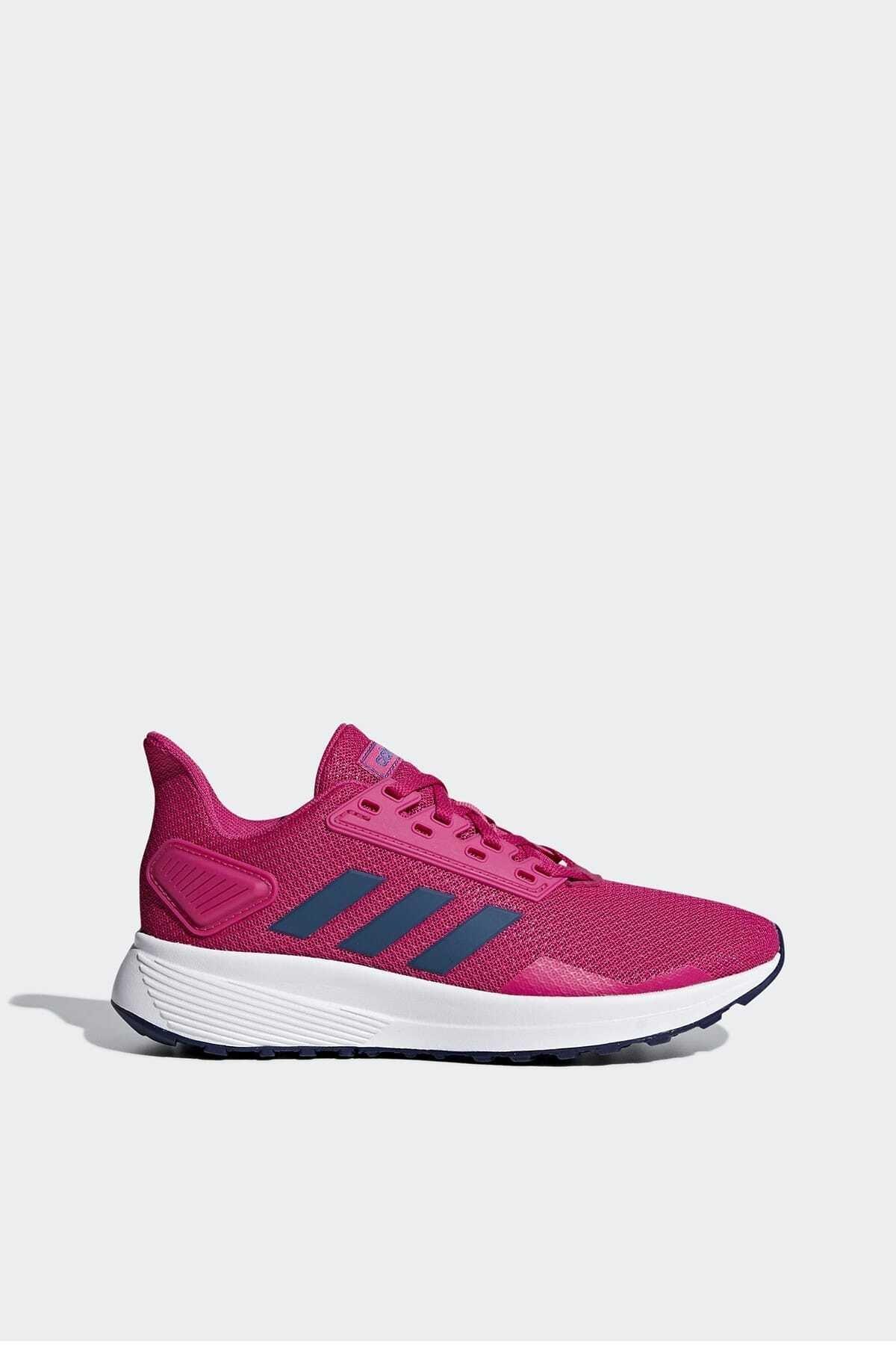 adidas DURAMO 9 Pembe Kadın Koşu Ayakkabısı 100409040 1