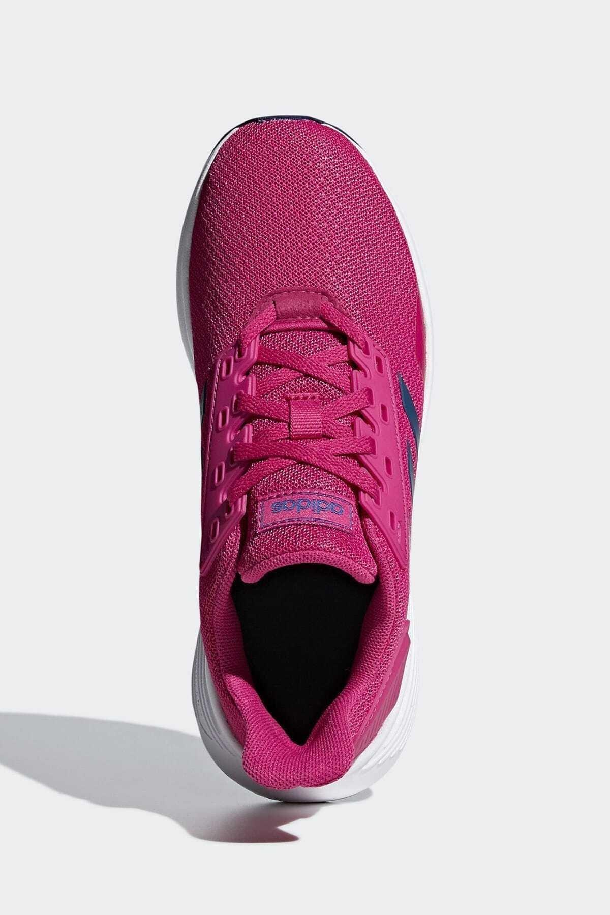 adidas DURAMO 9 Pembe Kadın Koşu Ayakkabısı 100409040 2