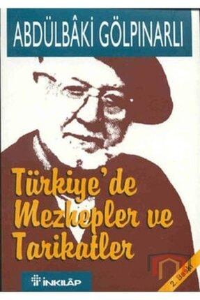 İnkılap Kitabevi Türkiye'de Mezhepler Ve Tarikatlar
