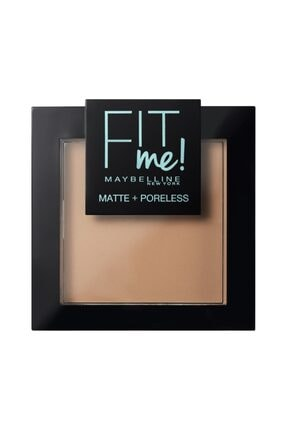 Maybelline New York Fit Me Matte+poreless Pudra - 250 Sun Beige