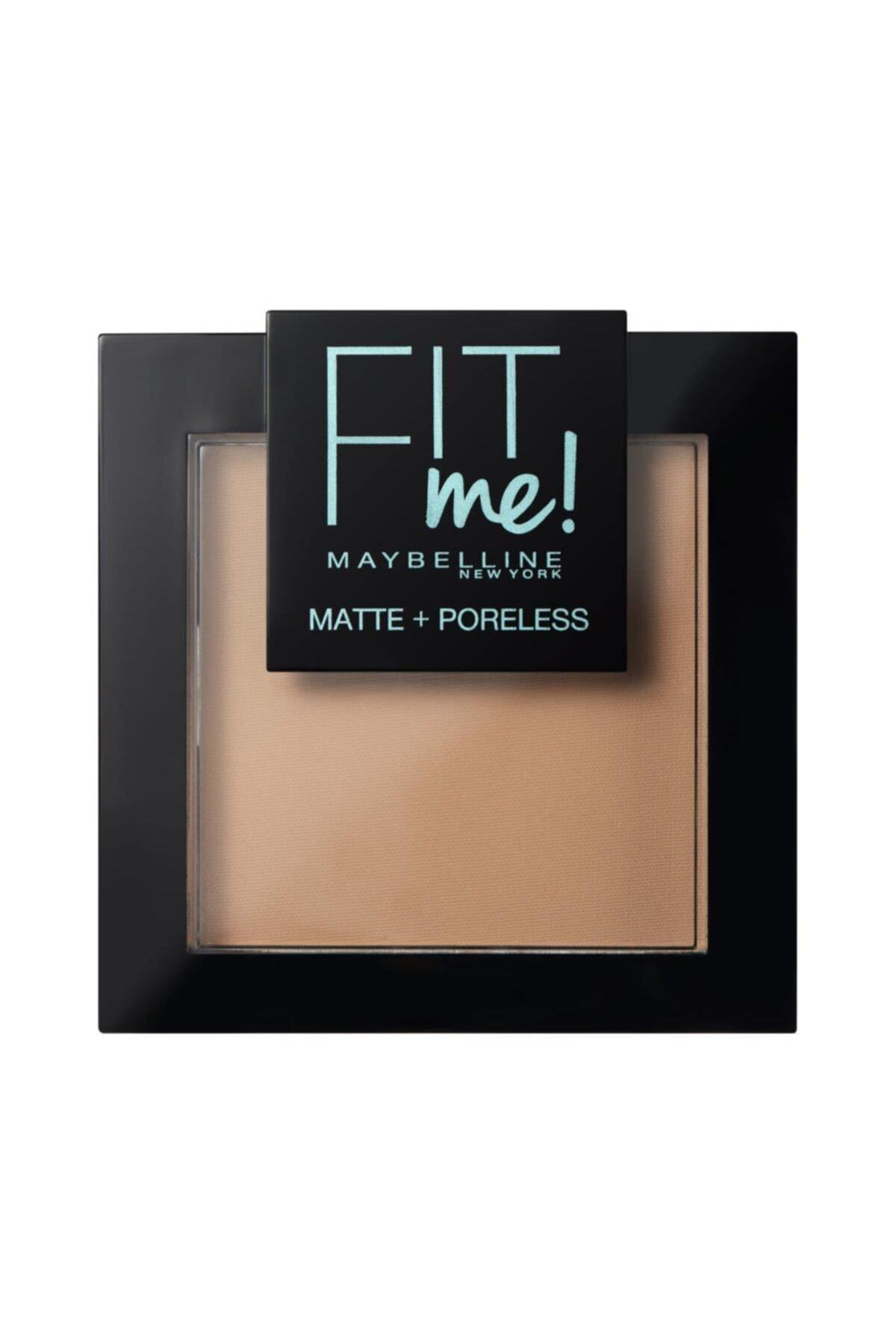 Maybelline New York Fit Me Matte+poreless Pudra - 250 Sun Beige 1