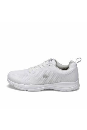 lumberjack 100496879 Agatha Wmn Beyaz Kadın Sneaker Beyaz-39