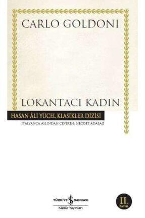 İş Bankası Kültür Yayınları Iş Bankası - Lokantacı Kadın / Carlo Goldoni
