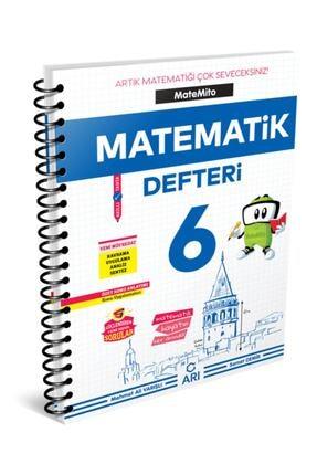 Arı Yayınları 6. Sınıf Matematik Defteri