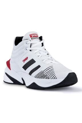 Jump Erkek Beyaz Spor Ayakkabı