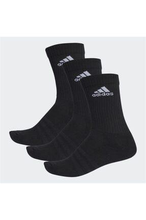 adidas 3S PER CR HC 3P Siyah Kadın Çorap 101068821