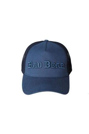 Bad Bear Unisex Mavi Şapka 19.02.42.007
